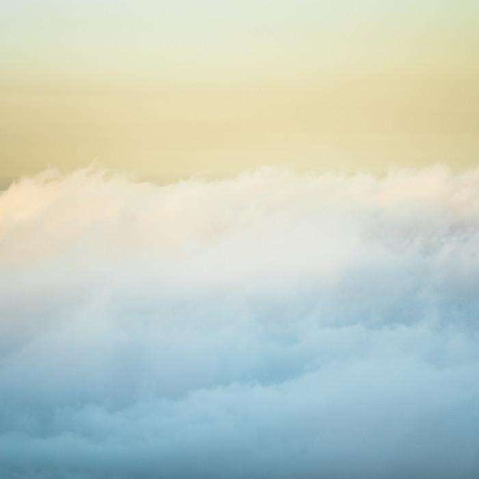 Un mar de nubes