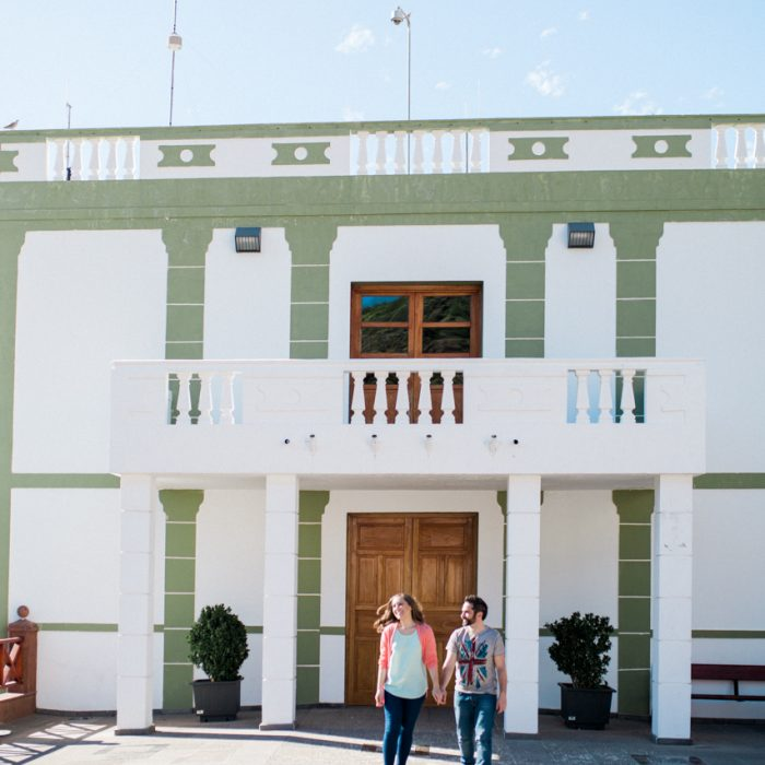 Preboda Yurena y Braulio en Tejeda, Gran Canaria.